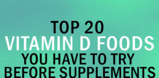 Vitamin D Deficiency? Top 20 Vitamin D Foods You Have to Try Before Supplements