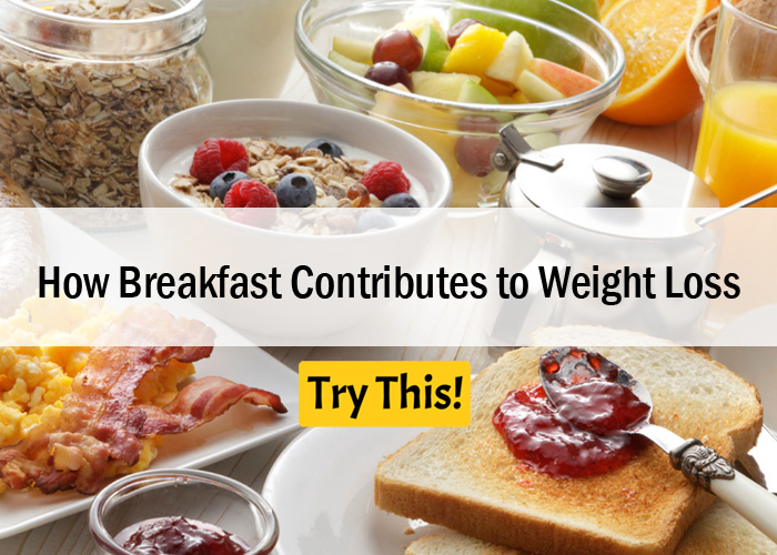 How Breakfast Contributes to Weight Loss