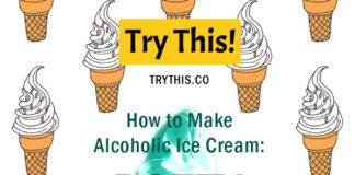 How to Make Alcoholic Ice Cream: Boozy Ice Cream Recipes