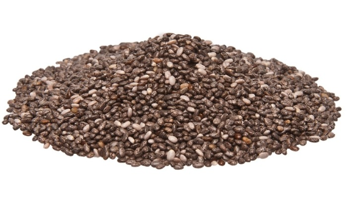 Chia Seeds as a gluten free food