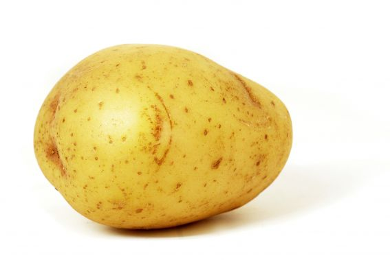 potatoes as a gluten free food