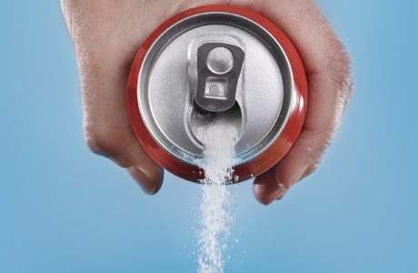 Don't Drink Sugar-Sweetened Beverages