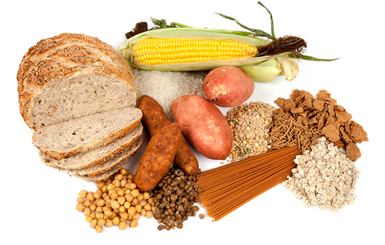 Minimize Intake of Carbohydrates