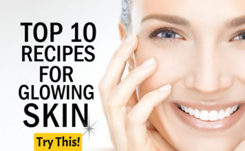 Top 10 Recipes for Glowing Skin