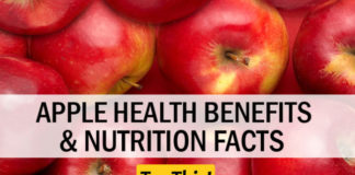 Top 10 Apple Health Benefits and Nutrition Facts
