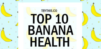 Top 10 Banana Health Benefits