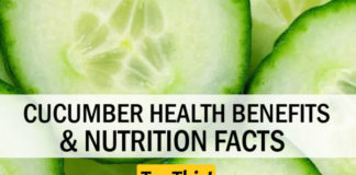 Top 10 Cucumber Health Benefits and Nutrition Facts