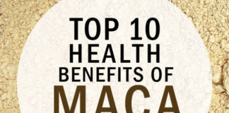 Top 10 Health Benefits of Maca Powder