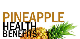 Top 10 Health Benefits of Pineapple