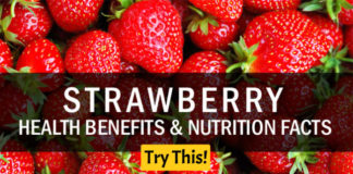 Top 10 Strawberry Health Benefits and Nutrition Facts