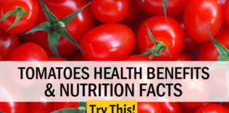 Top 10 Tomatoes Health Benefits and Nutrition Facts