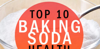 Top 10 Baking Soda Health Benefits