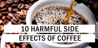 10 Harmful Side Effects of Coffee