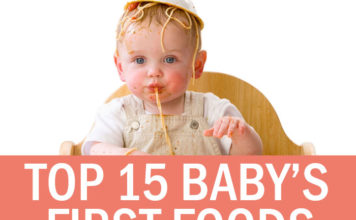Top 15 Baby's First Foods