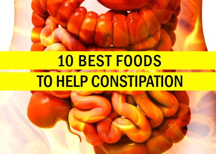 How to Help Constipation: 10 Best Foods to Help Constipation