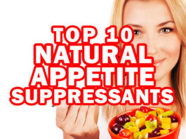 Top 10 Natural Appetite Suppressants