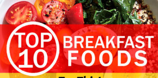 Top 10 Breakfast Foods