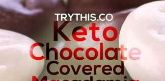 Keto Chocolate-Covered Macadamia Nuts