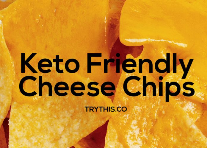 Keto Friendly Cheese Chips